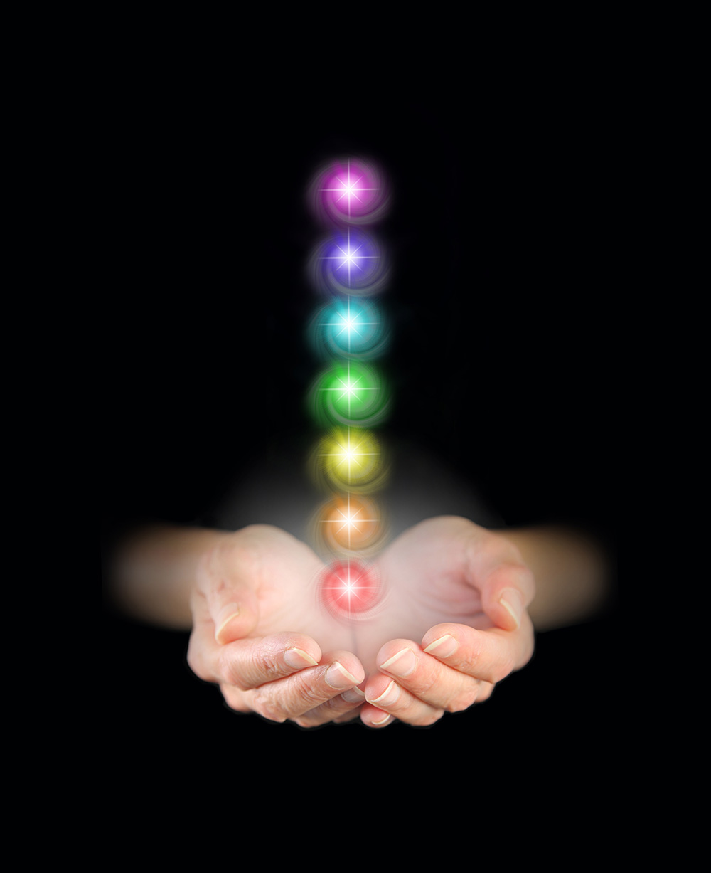 How Chakras Color Your Spiritual Core